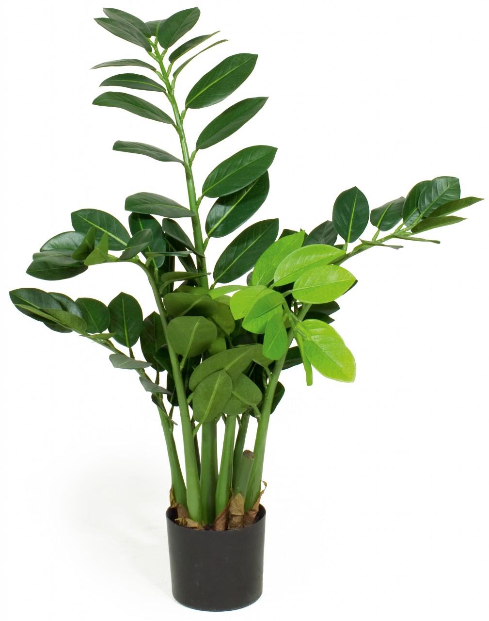 ZAMIOCULCAS Kunstpflanze, 110 cm