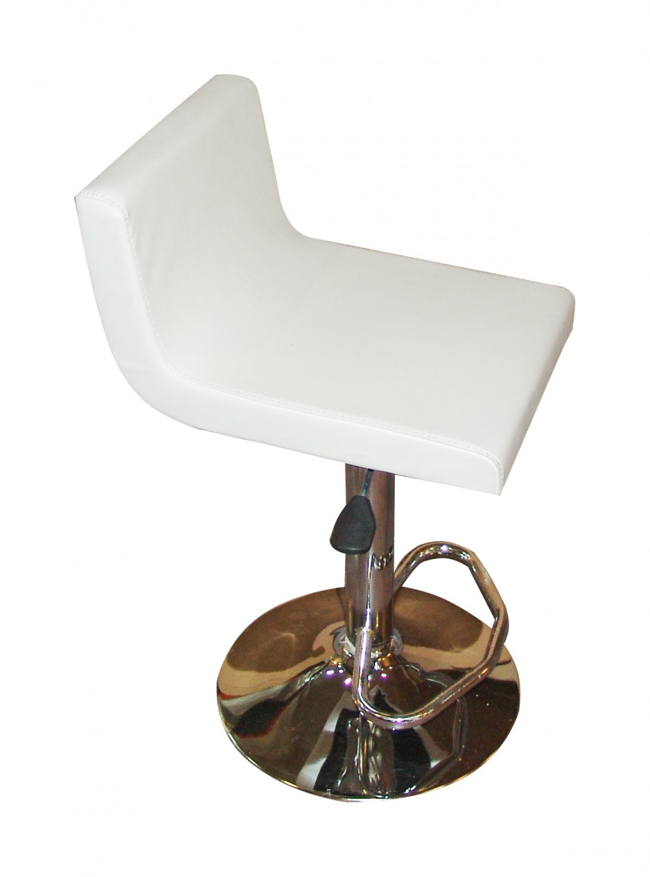 AVEA BAR STOOL WHITE