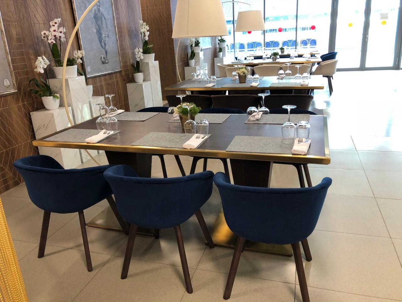 Tisch MOSKAU 200x100 cm