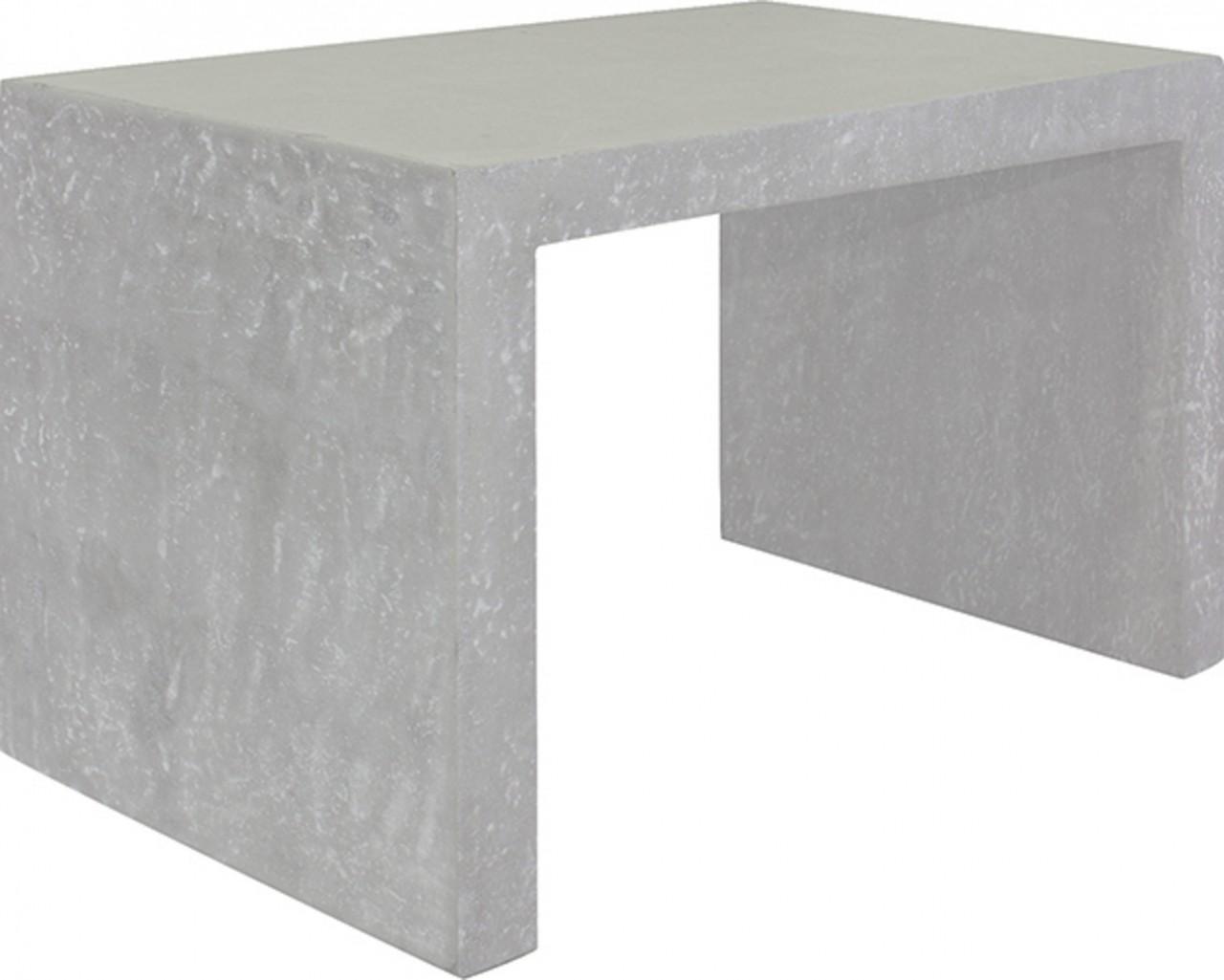 DIVISION Konsole, 81x50/50 cm, natur-beton
