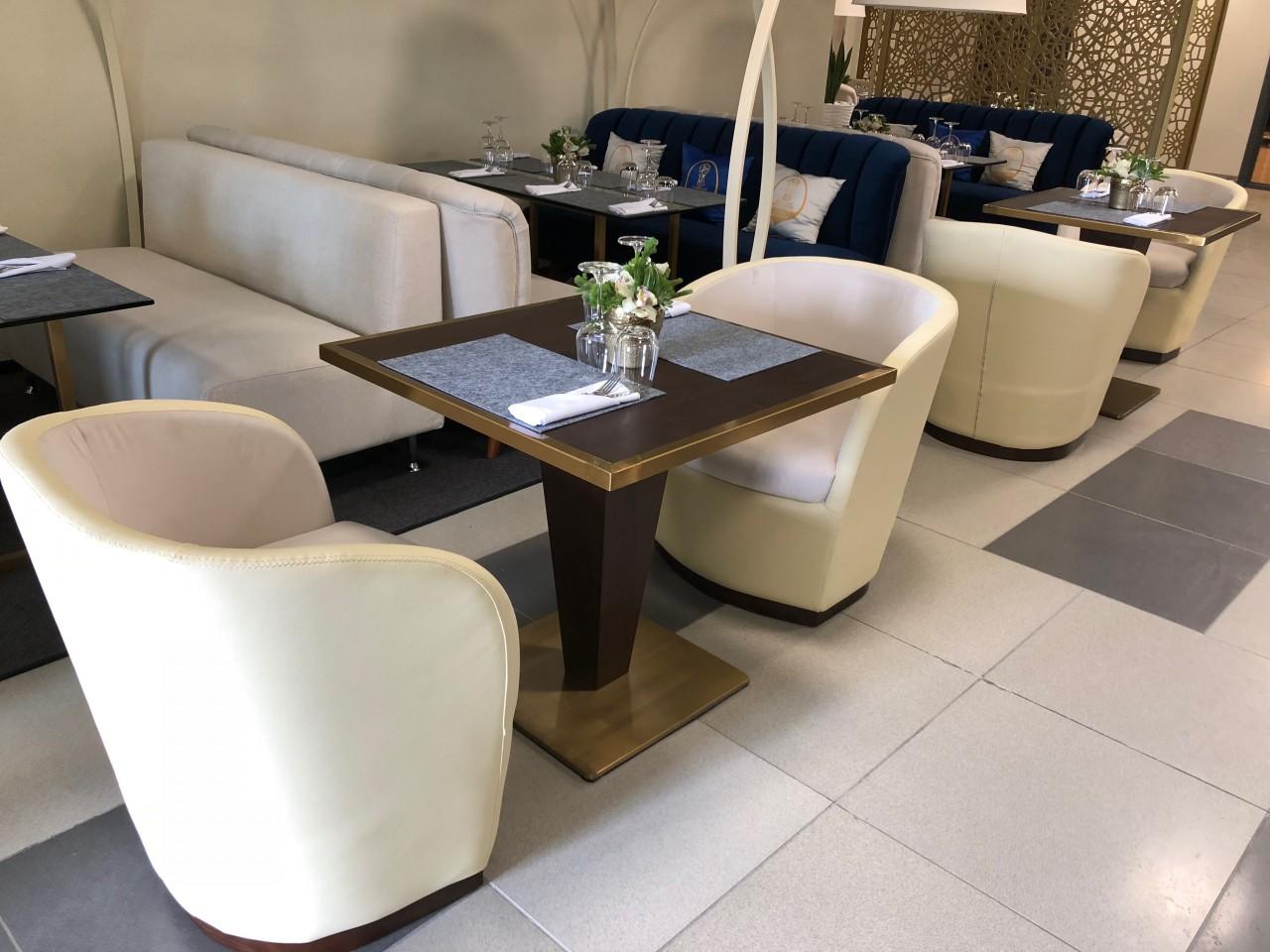 Tisch MOSKAU 60x60 cm